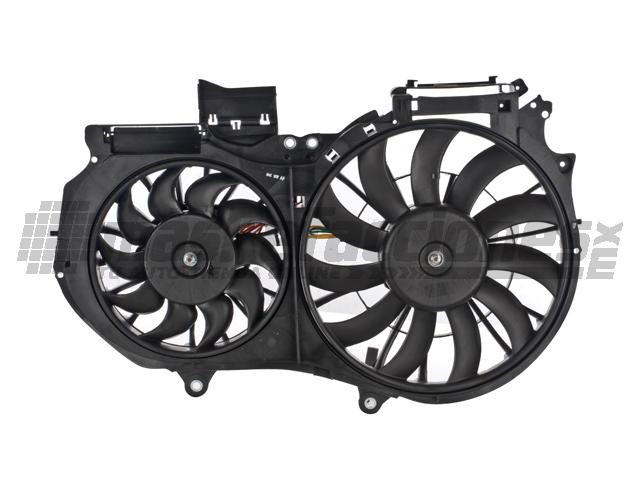 Motoventilador Audi A4/s4 3.0l 02-05/3.2l 05-07 Rad Fan