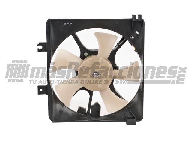 Motoventilador Mazda 626/cronos/mx6/mystere 93-97 A/c Fan Asy 6cyl
