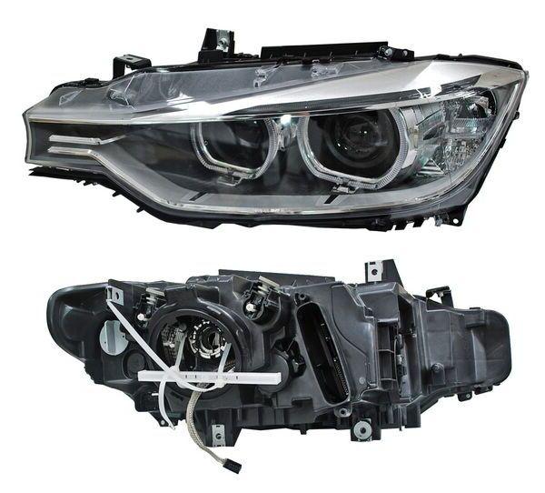 FARO BMW SERIE 3 12-15 P/XENON C/MOTOR TYC DER