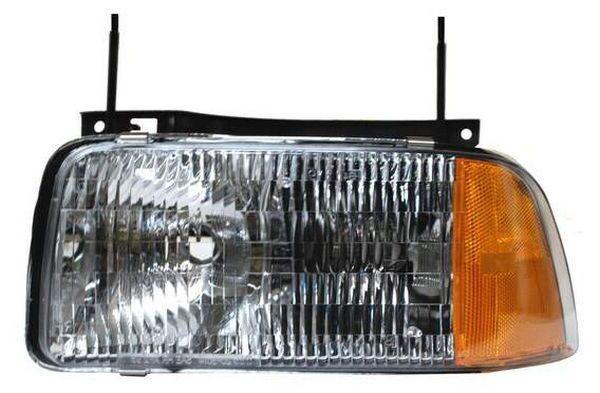 FARO CHEV BLAZER GMC 95-97 C/BASE TYC IZQ