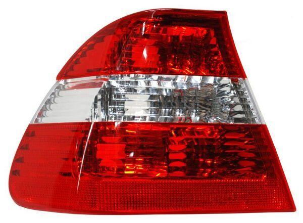 CALAVERA BMW SERIE 3 02-04 ROJO/BCO EXT S/ARNES TYC IZQ
