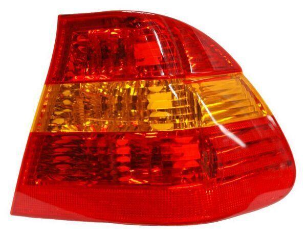 CALAVERA BMW SERIE 3 02-05 ROJO/AMBAR EXT S/ARNES TYC **** DER