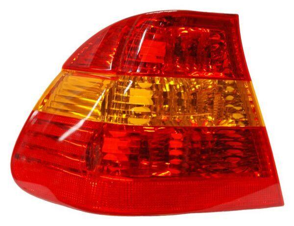 CALAVERA BMW SERIE 3 02-05 ROJO/AMBAR EXT S/ARNES TYC **** IZQ