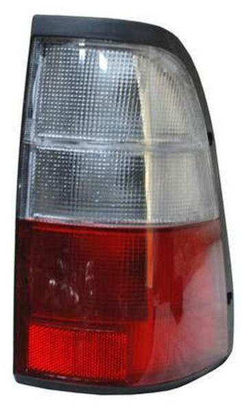 CALAVERA LUV DOBLE CAB 02-05 ROJO/ BCO C/ARNES TYC# CN DER