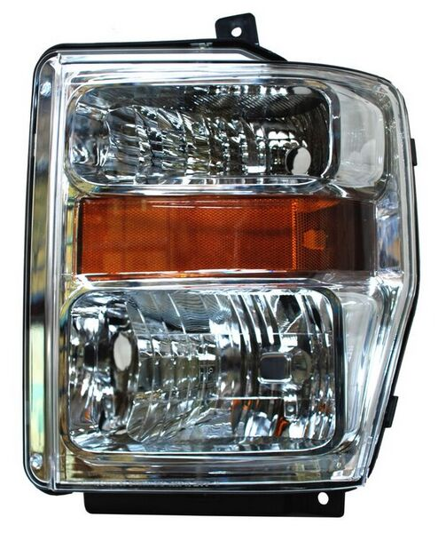 FARO FORD SUPER DUTY 08-10 ALD TYC IZQ